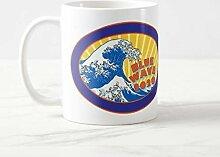 N\A Tasse à café Blue Wave 2020, Tasse à