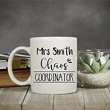 N\A Tasse à café, Cadeau de Professeur, Cadeau