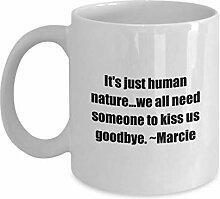 N\A Tasse à café Classique - C'est Juste la