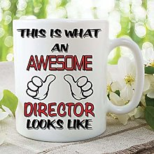 N\A Tasse à café Directeur, Tasse imprimée