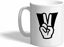 N\A Tasse à café en céramique 11 onces
