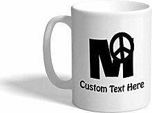 N\A Tasse à café en céramique personnalisée 11