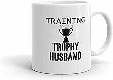 N\A Tasse à café Thropy Husband, Formation pour
