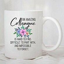 N\A Tasse à café, Une Tasse de collègue