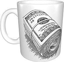 N\A Tasse de café en céramique drôle Unique