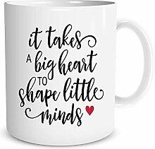 N\A Tasse de Professeur Tasse à café Enseignants