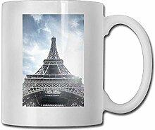 N\A Tasse Double Face Tour Eiffel en France