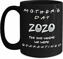 N\A Tasse drôle de fête des mères 2020 pour