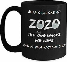 N\A Tasse engagée 2020 pour Les Amis de la