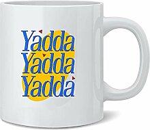 N\A Yadda Yadda Yadda drôle célèbre Motivation