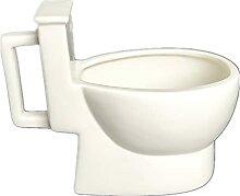 N / B Coupe de café en céramique en Forme de