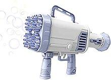 N\B Jouet Bazooka de 64 Trous, Pistolet à Bulles