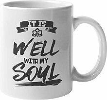 NA C'est Bien avec Mon âme, Tasse de café et