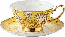 NAFE Service à thé en porcelaine anglaise avec