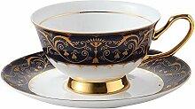 NAFE Tasse à café en porcelaine anglaise -