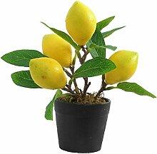 Naicasy Imitation Plantes artificielles Flowerpot