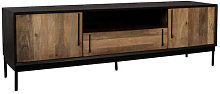 NAIROBI - Meuble TV en bois et acier