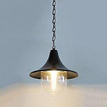 NAMFHZW Vintage Lanterne Étanche Suspension