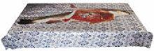 Nappe cirée Toiletpaper - Poisson / 210 x 140 cm