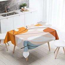 Nappe imperméable pour nappe de Table,