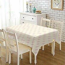 Nappes Café Ménage Table à Manger Salon Simple