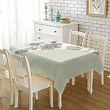 Nappes Jardin Ménage Table À Manger Salon