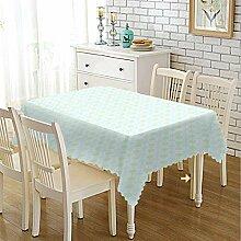 Nappes Salon Café Ménage Table À Manger Simple