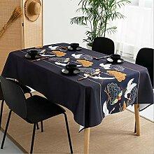 Nappes Salon Table à Manger Café Restaurant