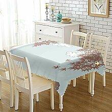 Nappes Table à Manger Salon Café Ménage