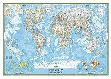 National Geographic Maps: classique carte du