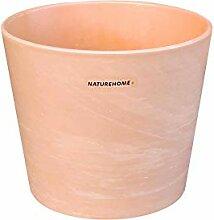 NATUREHOME Cache-pot en céramique de 11,5 cm de