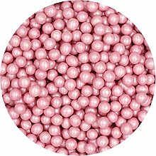 Naturel Rose 6mm Écrous Laitiers de soja gluten