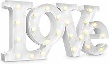 Navaris tableau design décoration LOVE - Avec