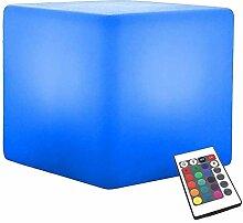 NDHENG Cube LED Mood Light Outdoor Furniture