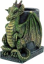 Nemesis Now Wyrm Pot à crayon en forme de dragon