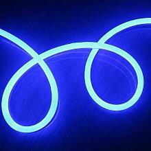 Néon LED Flexible lumineux | Bleu - 50m