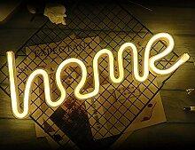 Neon Light Signs Night Light Shine Lampes au néon