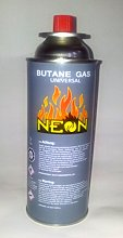 Neon Lot de 4 butane 227 g cartouche mSF - 1A de