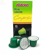 Nespresso compatibles 120 Capsules the au citron