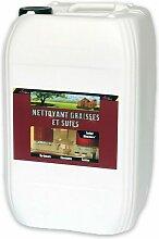 NETTOYANT GRAISSES ET SUIES - Hotte Insert BBQ