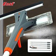 Nettoyeur de vitres en Spray, brosse de nettoyage