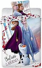 new discount Parure Housse de Couette Frozen 2
