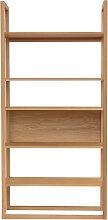 NewEst - Bibliothèque design en bois