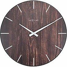 NeXtime 3249BR Horloge Murale Moderne silencieuse