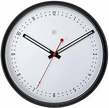 NeXtime 7358 Horloge Murale Moderne silencieuse