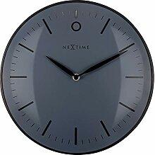 NeXtime Horloge Murale Design - Silencieuse -