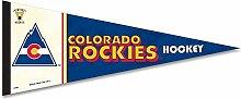NHL 63299081 Colorado Avalanche Fanion 30,5 x 76,2