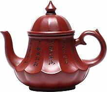 NHP Théière en Argile Violette Service à thé