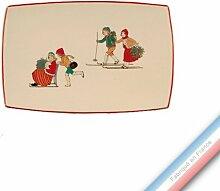 Niderviller 1735 Collection Jeux d'hiver -