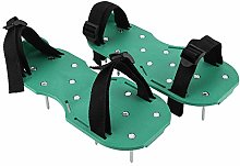 Nikou Grass Nail Shoes Tool - 1 Paire Jardin Cour
